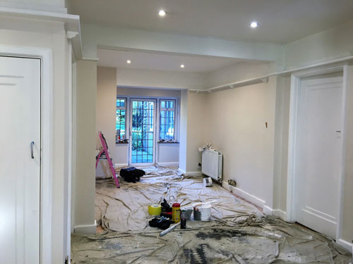 Edwardian renovation st albans