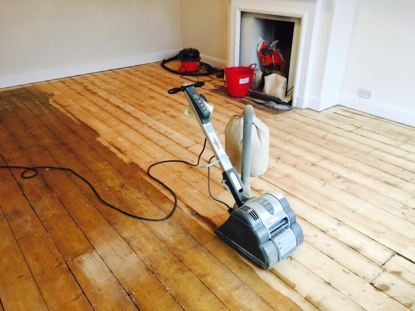 Wooden floor sanding st albans
