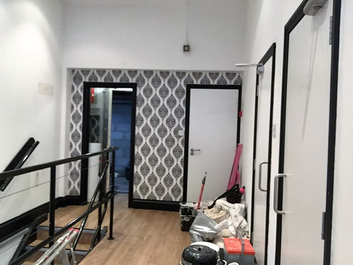 Commercial decorating Clipso St Albans