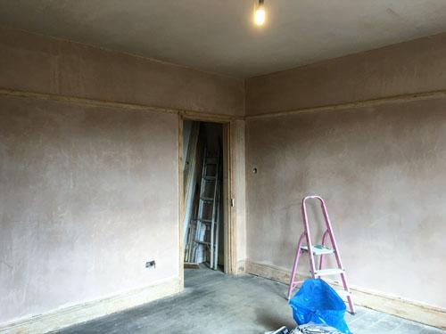 Edwardian restoration project