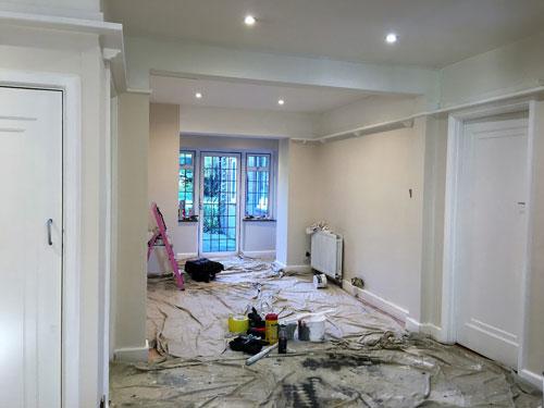 Edwardian renovation st albans