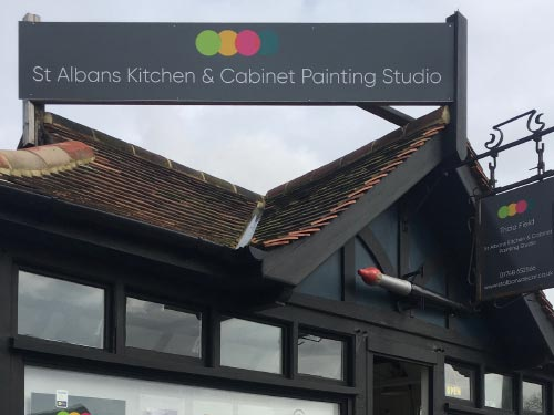 Painters and Decorators St Albans Exterior painting